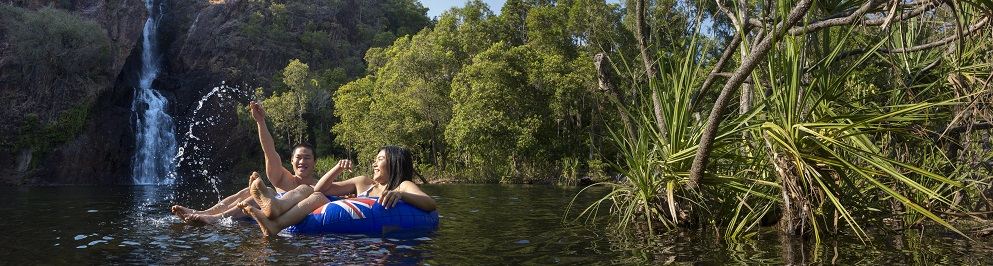 Discover Wangi Falls