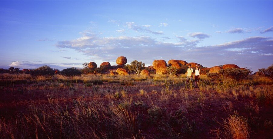 ALice Springs to Darwin Tour Devils Marbles