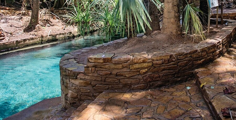 Alice Springs to Darwin Tours Mataranka Pools
