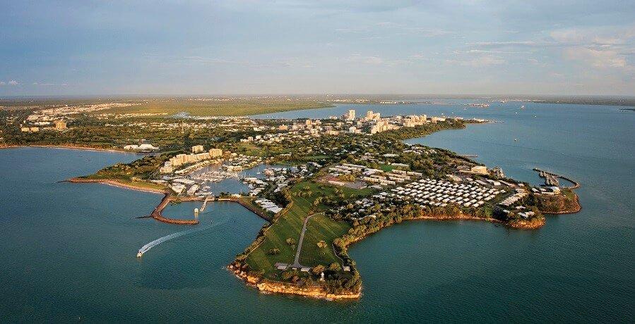Darwin City Tours Aerial (1)