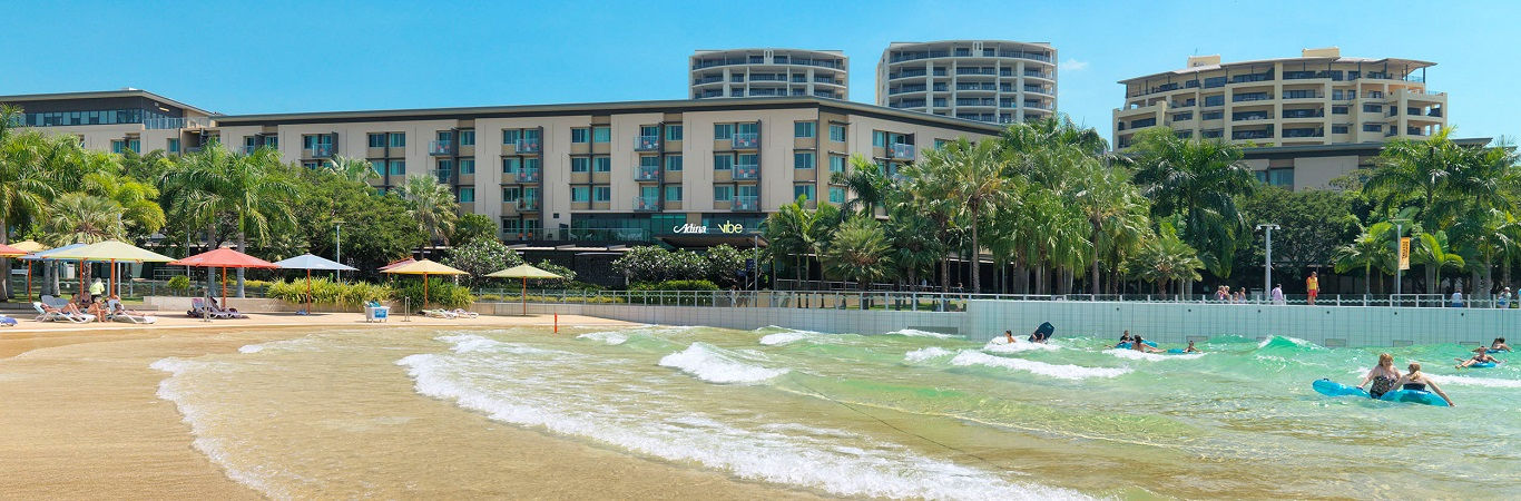 Is Darwin safe for tourists?