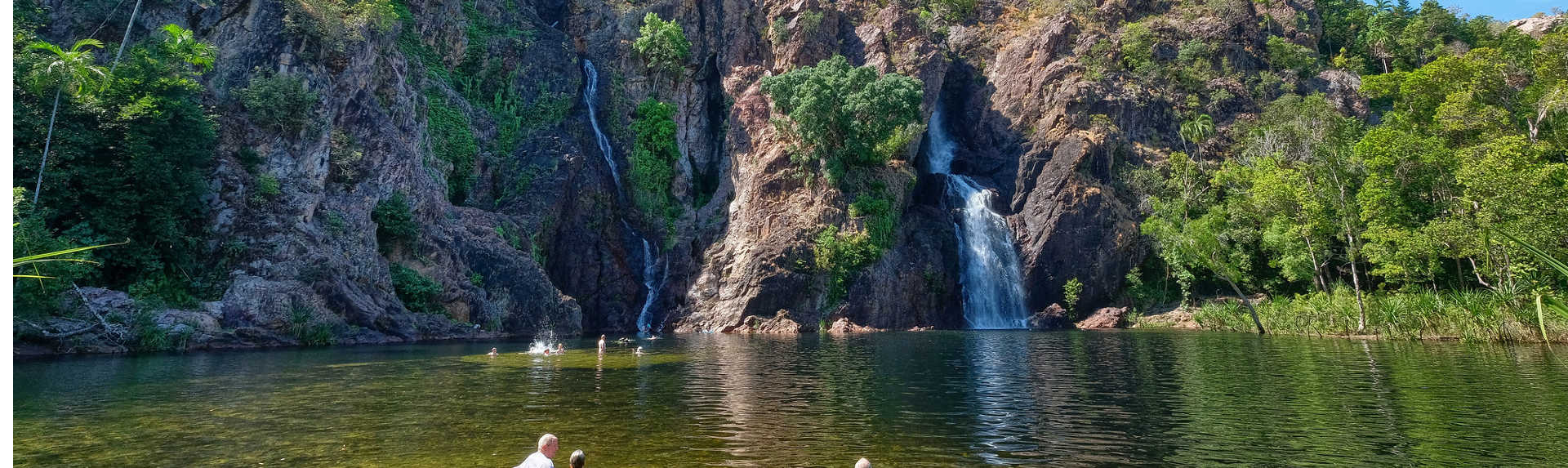 Are there crocodiles in Litchfield National Park?